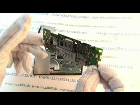 Reparaturanleitung Nokia X3 X3-00 disassembly Display Cover.mp4