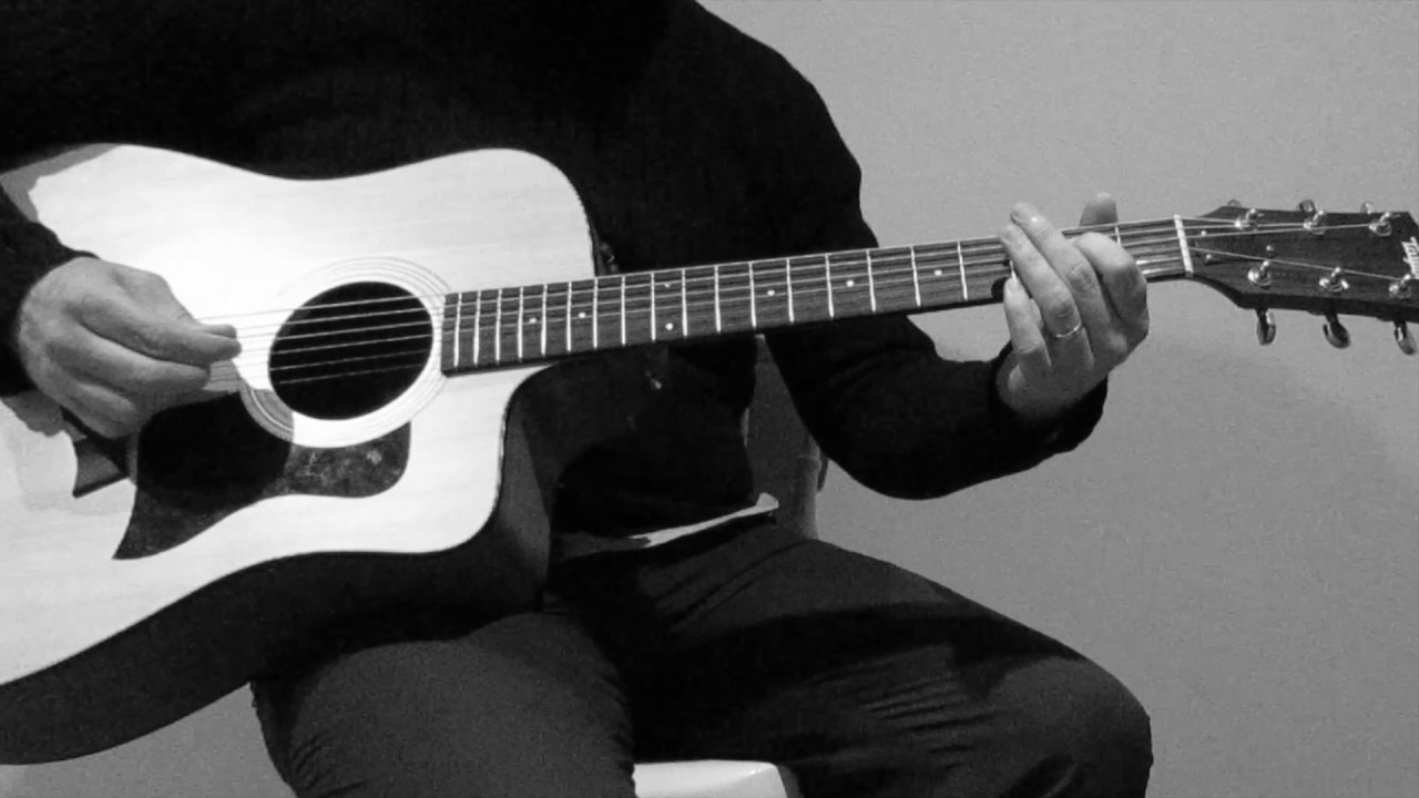 the one i love rem guitar solo lesson youtube. Black Bedroom Furniture Sets. Home Design Ideas