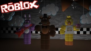 Roblox FIVE NIGHTS AT FREDDY'S 3 TYCOON / DON'T LET THEM REACH YOU!! Roblox