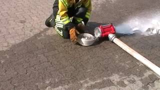 видео Сушка пожарных рукавов