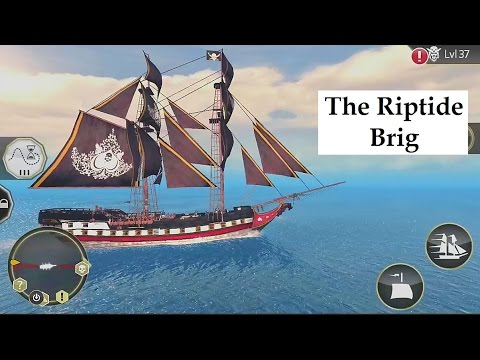 Assassin S Creed Pirates The Riptide All Ship Customization Moonbeam Ace Of Hearts Youtube