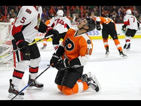 What's With the Sens and Flyers?