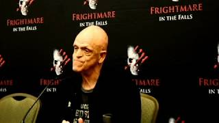 Michael Berryman Q & A Frightmare At The Falls