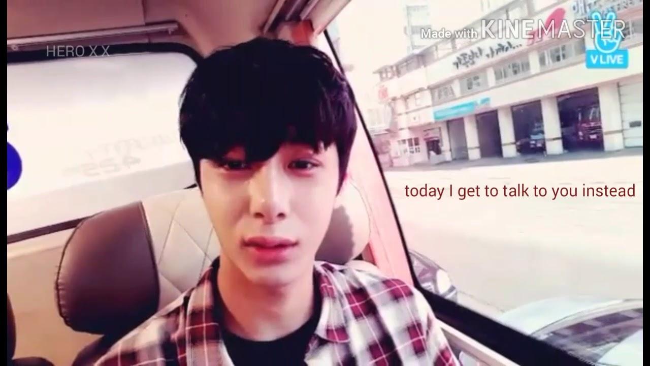 Shownu Monsta X ft  hyungwon // Imagine //