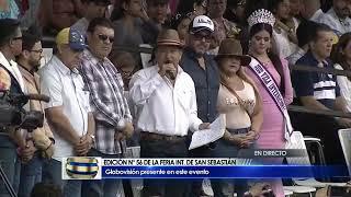 Alcalde de San Cristóbal da inicio a la edición 56 de la Feria Internacional de San Sebastián