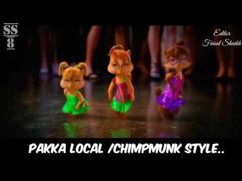 Pakka Local/Chipmunk Style Editor FAISAL...