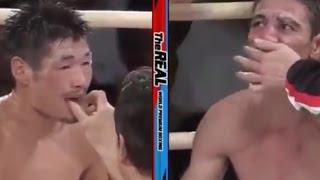 Hozumi Hasegawa vs Hugo Ruiz