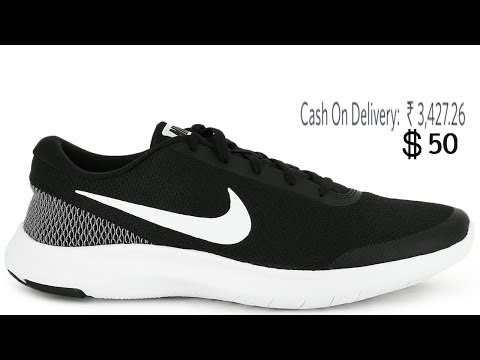 nike-men-black-flex-experience-rn-7-running-shoes-|-rs.3447|-usd-$50|-unboxing-👟-|-mynta-sale