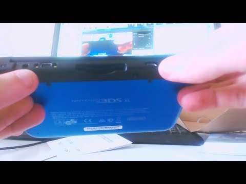 3ds xl capture card unboxing katsukity youtube. Black Bedroom Furniture Sets. Home Design Ideas