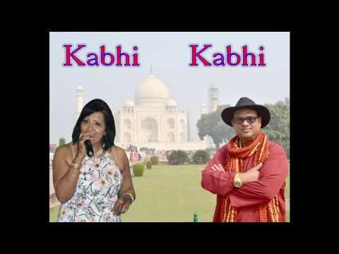 Kabhi Kabhi (cover) - Devindra Pooran & Laleta Singh (2015)