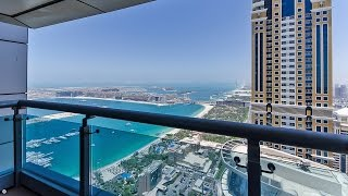 Dubai Marina, Princess - 3 Bedrooms Apartment