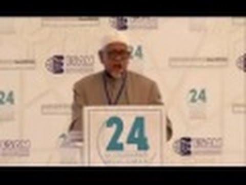 Ucapan Dato' Seri Tuan Guru Haji Abdul Hadi Awang di Kongres Antarabangsa  Istanbul 2015