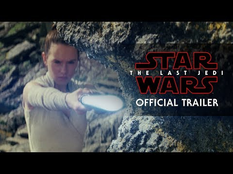 Thumbnail: Star Wars: The Last Jedi - Official New Trailer | UK