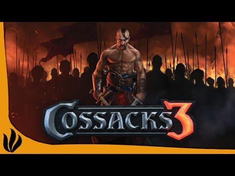 Cossacks 3 FR #1 - Découverte du RTS qui reprend le 1er du nom !
