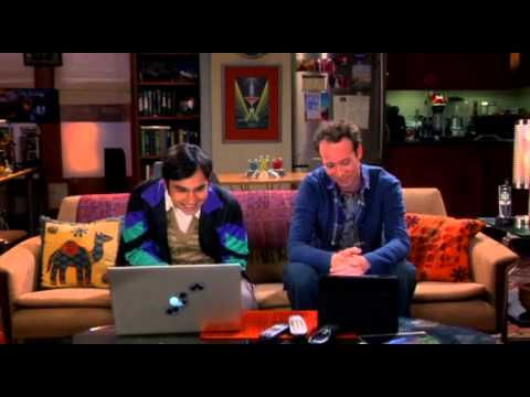 the big bang theory 5x22 online dating