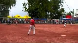 Чемпионат Европы.Бейсбол. Беларусь-Россия.