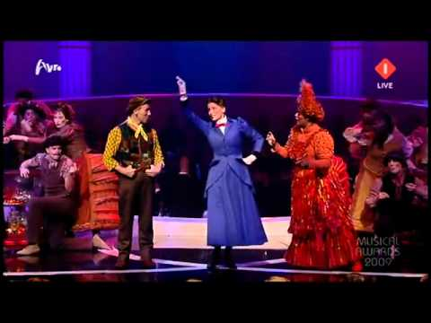 Mary Poppins UK Tour Cast Supercalifragilisticexpialidocious
