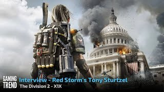 The Division 2 - Interview - Tony Stertzel - [Gaming Trend]