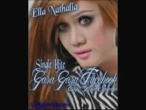 Ella Nathalia - Gara  Gara Facebook  ( Photo Fun ) / Cipt.Ade Sagara