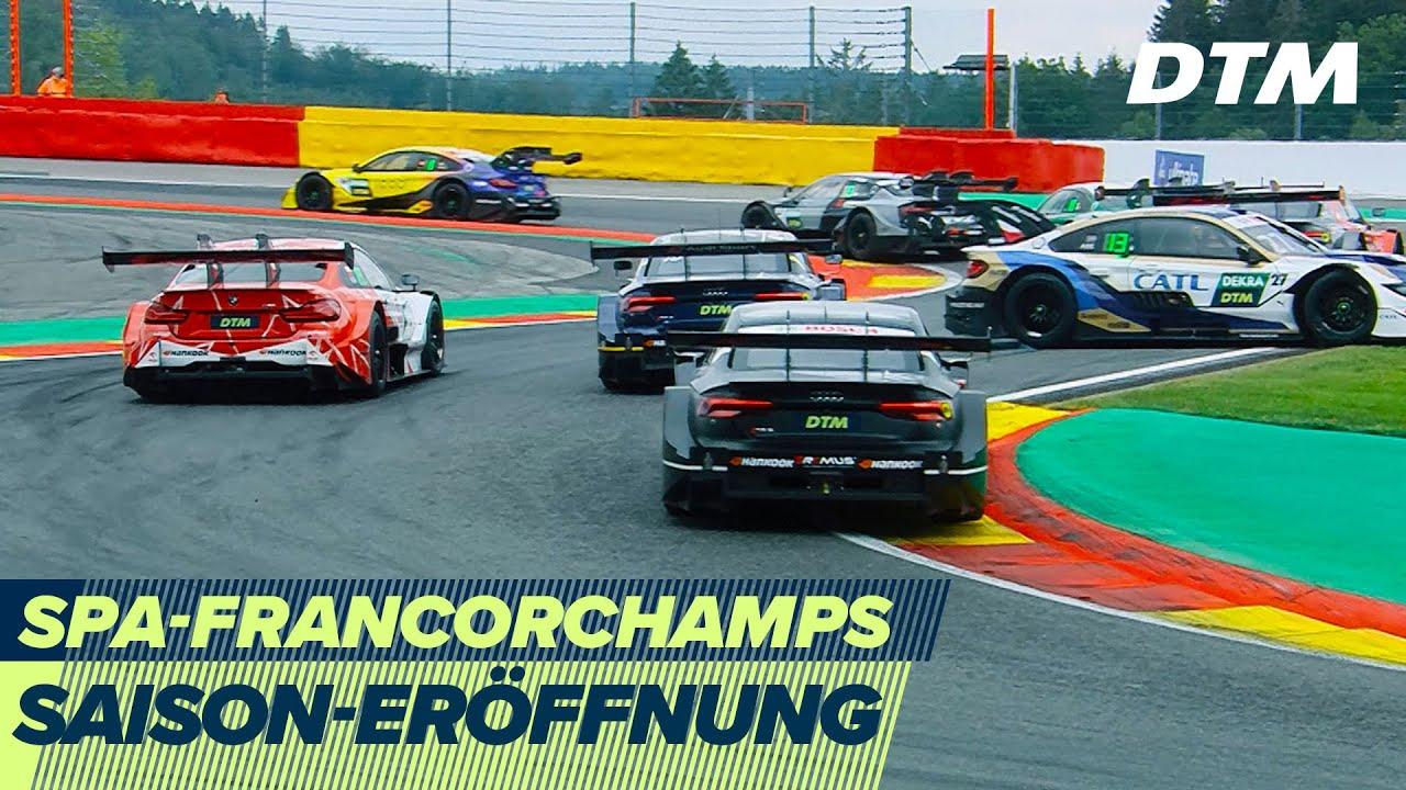 Back on Track - DTM Saisoneröffnung 2020   DTM Spa-Francorchamps 2020