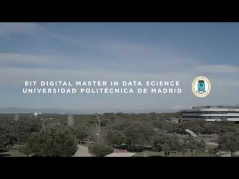 Máster EIT Digital in Data Science