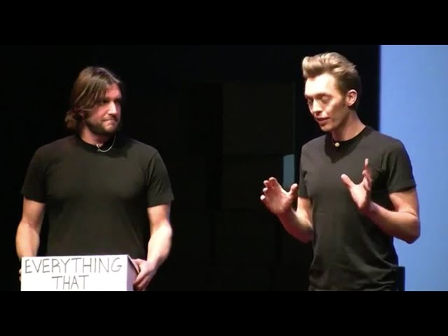 【TEDx】A rich life with less stuff | The Minimalists | TEDxWhitefish