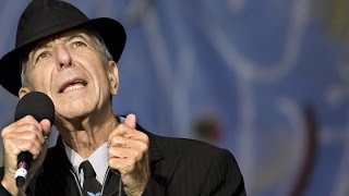 Legendary Musician Leonard Cohen Dies at 82