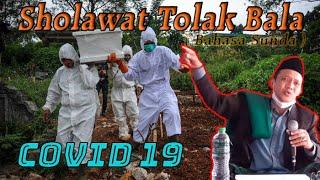 🛑 INSYA ALLOH TOLAK COVID 19 - SHOLAWAT TOLAK BALA (bahasa sunda)