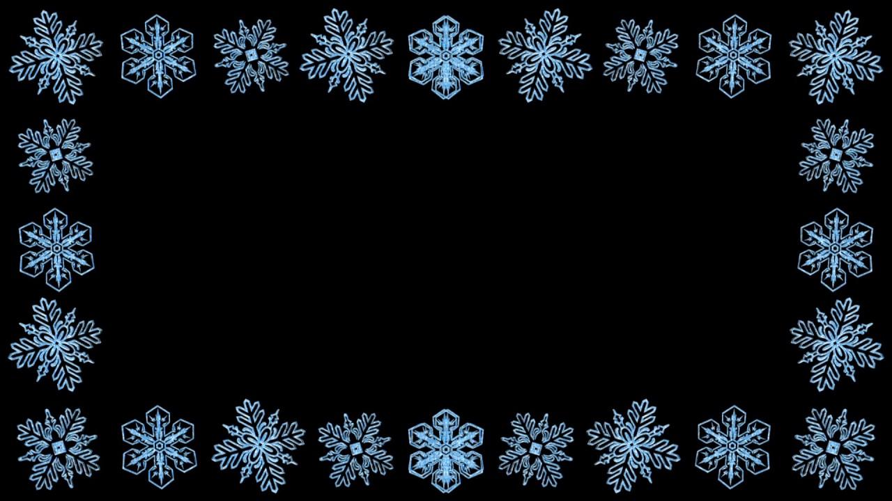 Оформление фото эффекты рамочки снежинки