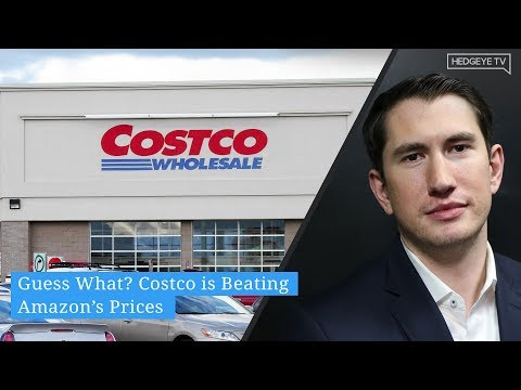 Guess What? Costco Is Beating Amazon's Prices