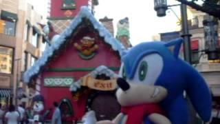 Sonic Chefs? - Christmas Tree Cake