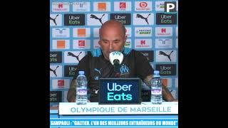 """Nice-OM : """"Christophe Galtier est l'un des meilleurs entraîneurs du monde"""" (Sampaoli)"""