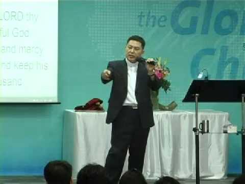 Go4 Singapore - Mothers' Day Service / 母亲节崇拜 - 夫妻的互相关系和其能力 - Sermon 100515