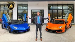 WELCOME TO THE NEW LAMBORGHINI NEWPORT BEACH SHOWROOM!