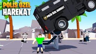 💪 PÖH Kamyonunu Kaldırıyorum! 💪 | Lifting Simulator | Roblox Türkçe