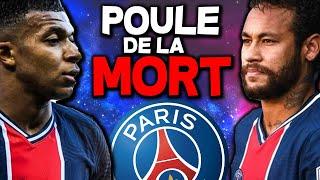 🚨 FUITE : Le PSG dans la Poule de la Mort de la Ligue des Champions 2020/2021