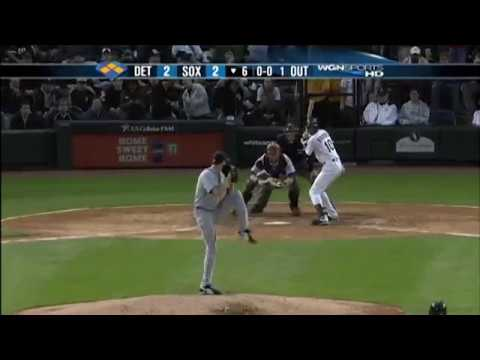 2008 White Sox: Alexei Ramirez hits 4th grand slam of the season, breaks the rookie record (9.29.08)