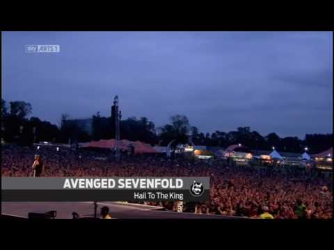 Avenged Sevenfold - Hail to the King - LIVE @ RaR