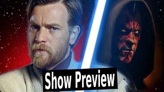 Obi Wan Kenobi Star Wars TV Show Preview (Plus New Info)