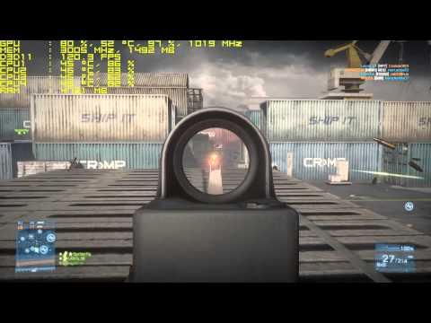 Battlefield 3 | Max Settings | PC 1080p 60fps | GTX 780 & i5 4670K