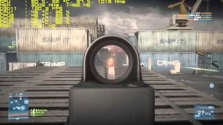 Battlefield 3 | Max Settings | PC 1080p 60fps | GTX 780 & i5 4670K