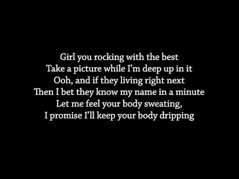 Trey Songz ft. Nicki Minaj - Touchin, Lovin》Lyrics