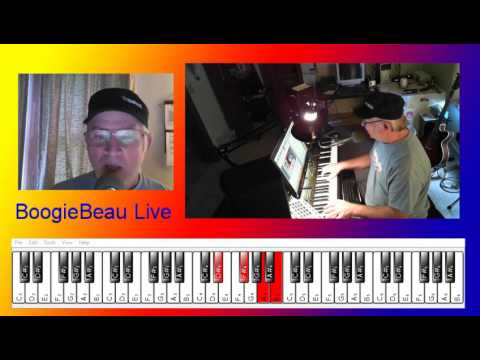 How to Play -  Tusla Time on an electronic keyboard