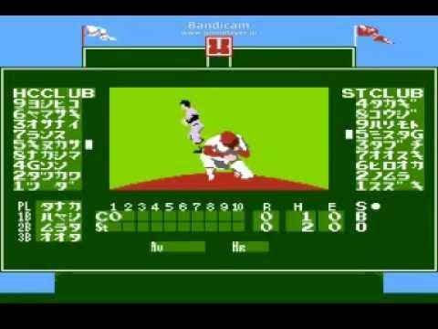 神プレイ - 1987 燃えろ!!プロ野球 バントホームラン