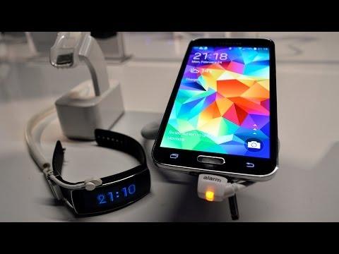 Samsung Galaxy S5, primeras impresiones (Unpacked 5)