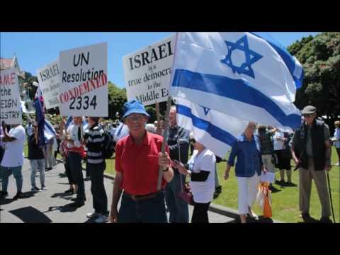 New Zealanders condemn UNSC Res.2334