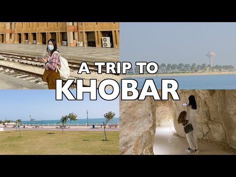 [Saudi vlog] local trip to Hofuf and Al Khobar, Saudi Arabia daily life