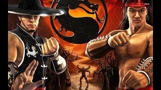 AKHIRNYA TAMAT LAGI Mortal Kombat Shaolin Monks Scorpion