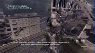 Call of Duty: Modern Warfare 3 (Scorched Earth-Veteran)