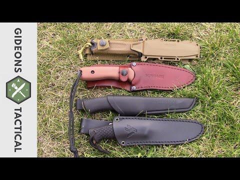 TOP 4 Companion Belt Knives Under $50